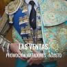 Bullfight ticket Madrid –  Las Ventas Agosto
