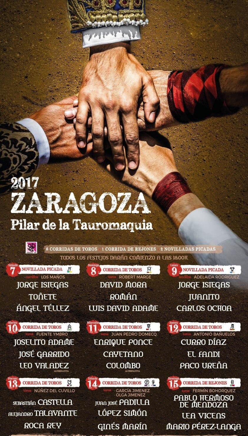 Feria Taurina de El Pilar.