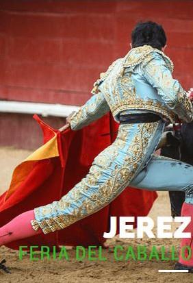 Bullfighting Calendar in Jerez de la Frontera -Spain