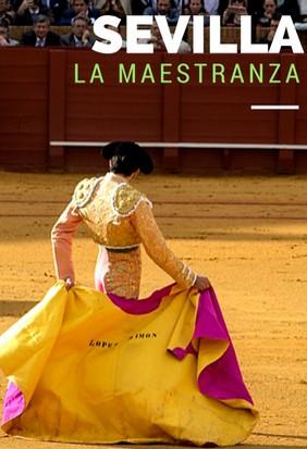 Bullfight in La Maestranza. Bullfighting Calendar of Seville
