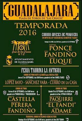 Bullfight Tickes in Guadalajara. Enjoy the Spanish culture