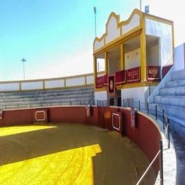 Alcalá del Río (Sevilla). Bullring