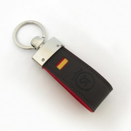 "Bullfighting Key ring ""muleta"" cloth"