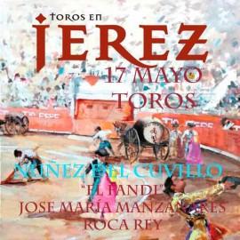 17/05 Jerez (19:00) Toros