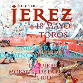 18/05 Jerez (19:00) Toros
