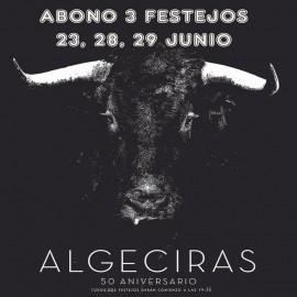 Abono Algeciras, Real Feria 2019