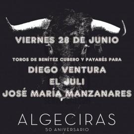 28/06 Algeciras (19:30) Toros mixta