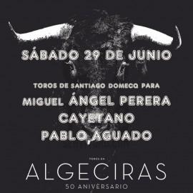 29/06 Algeciras (19:30) Toros