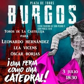 03/07 Burgos (18:30) Rejones