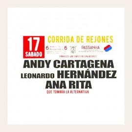 17/08 Ciudad Real (19:30) Rejones