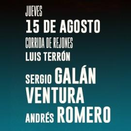 15/08 Málaga (19:30) Rejones