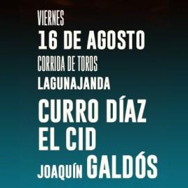 16/08 Málaga (19:30) Toros
