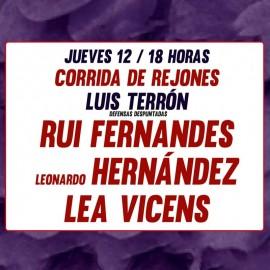 12/09 Guadalajara (18:00) Rejones.