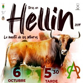 06/10 Hellín (17:30) Toros
