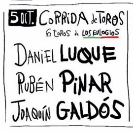 05/10 Las Rozas (18:00) Toros.