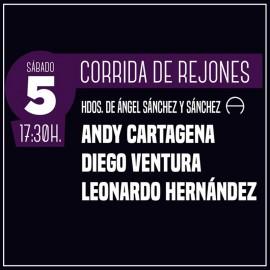 05/10 Zaragoza (18:00) Rejones