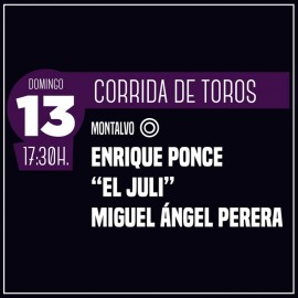 13/10 Zaragoza (18:00) Toros