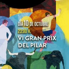 10/10 Zaragoza (23:00) VI Gran Prix Del Pilar