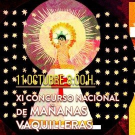 11/10 Zaragoza (8:00) Mañanas Vaquilleras