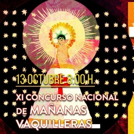 13/10 Zaragoza (8:00) Mañanas Vaquilleras