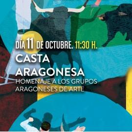 11/10 Zaragoza (11:30) Casta Aragonesa