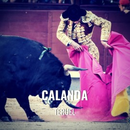 Bullfight Tickets Calanda - Festivities
