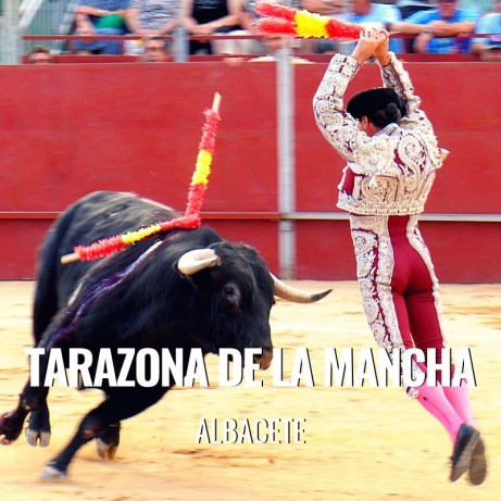 Bullfight tickets Tarazona de la Mancha - San Bartolome