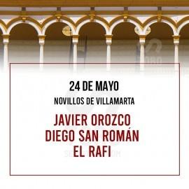 24/05 Sevilla (19:00) Novillos