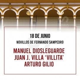 18/06 Sevilla (21:00) Novillos