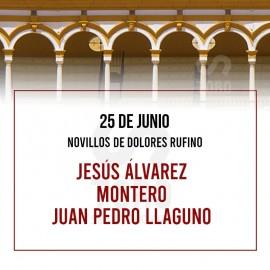 25/06 Sevilla (21:00) Novillos