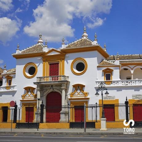 La Real Maestranza. Sevilla. Bullring