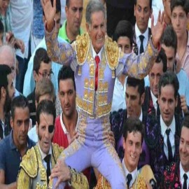 Ruiz Miguel bullfighter