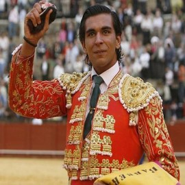 Salvador Barberán bullfighter