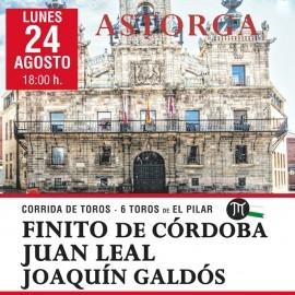 24/05 Astorga (18:00) Toros