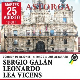 25/05 Astorga (18:00) Rejones