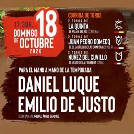 18/10 Jaén (17:30) Toros