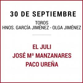 30/09 San Miguel (18:00) Toros. PDF DOCUMENT - PRINT