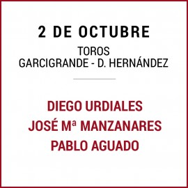 02/10 San Miguel (18:00) Toros. PDF DOCUMENT - PRINT