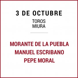 03/10 San Miguel (18:00) Toros. FORMATO PDF-IMPRIMIR