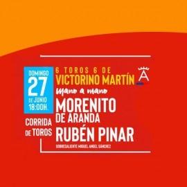 27/06 Burgos (18:30) Toros. FORMATO PDF-IMPRIMIR