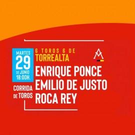 29/06 Burgos (18:30) Toros. FORMATO PDF-IMPRIMIR