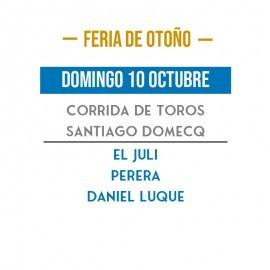 10/10 Madrid (18:00) Toros PDF- PRINT