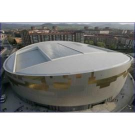 Vitoria. Iradier Arena. Plaza de toros