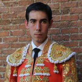 Jiménez Fortes bullfighter