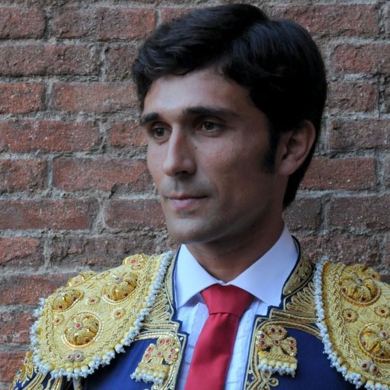 Bullfighter Manuel Jesús Pérez Mota