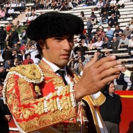 Matías Tejela bullfighter