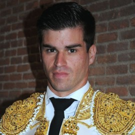 Ruben Pinar bullfighter