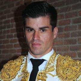 Ruben Pinar bullfighter