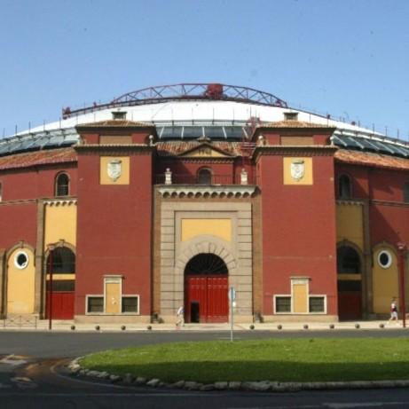 Bullring León. Arena León