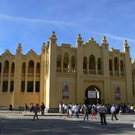 Albacete. La Chata. Bullring